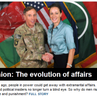 Petraeus Affair - Things That Don't Need to be Said: Volume VI